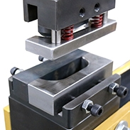 Louver Press Tooling and Accessories