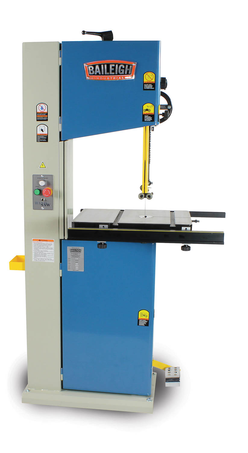 Baileigh Band Saw Woodworking Band Saws Baileigh