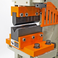 50-Ton Ironworker Tooling & Accessories
