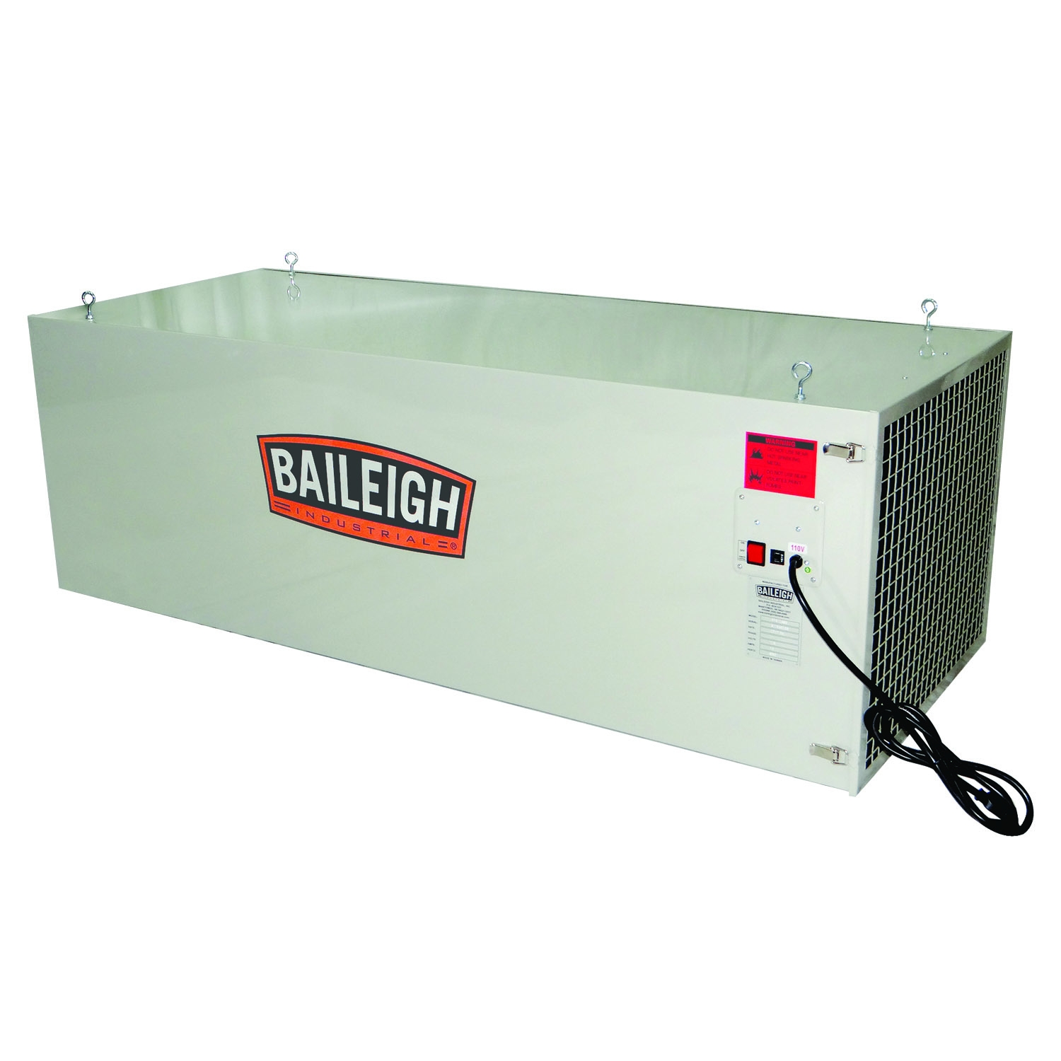 Air Filtration Units : Air filtration system afs baileigh industrial