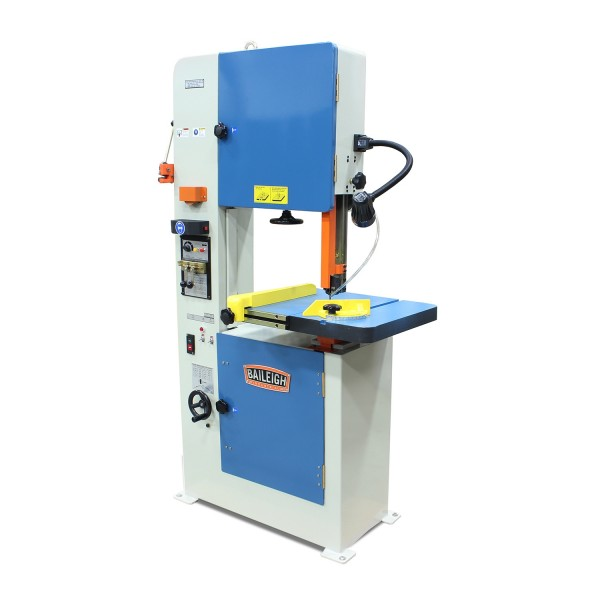 BSV-18VS Variable Speed Vertical Band Saw