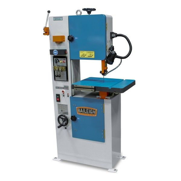 BSV-12VS Variable Speed Vertical Band Saw