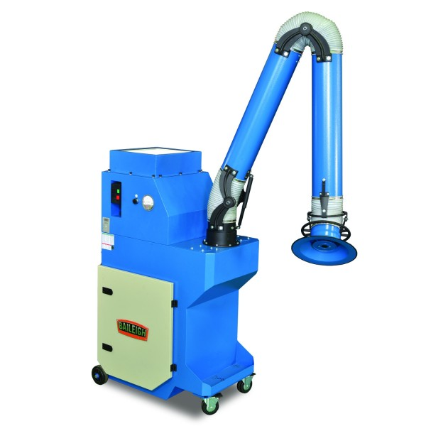 Heavy Duty Portable Fume Extractor - FE-1200