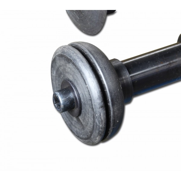 Plasic Solid Groove Roll for BR-18E (One Roll)