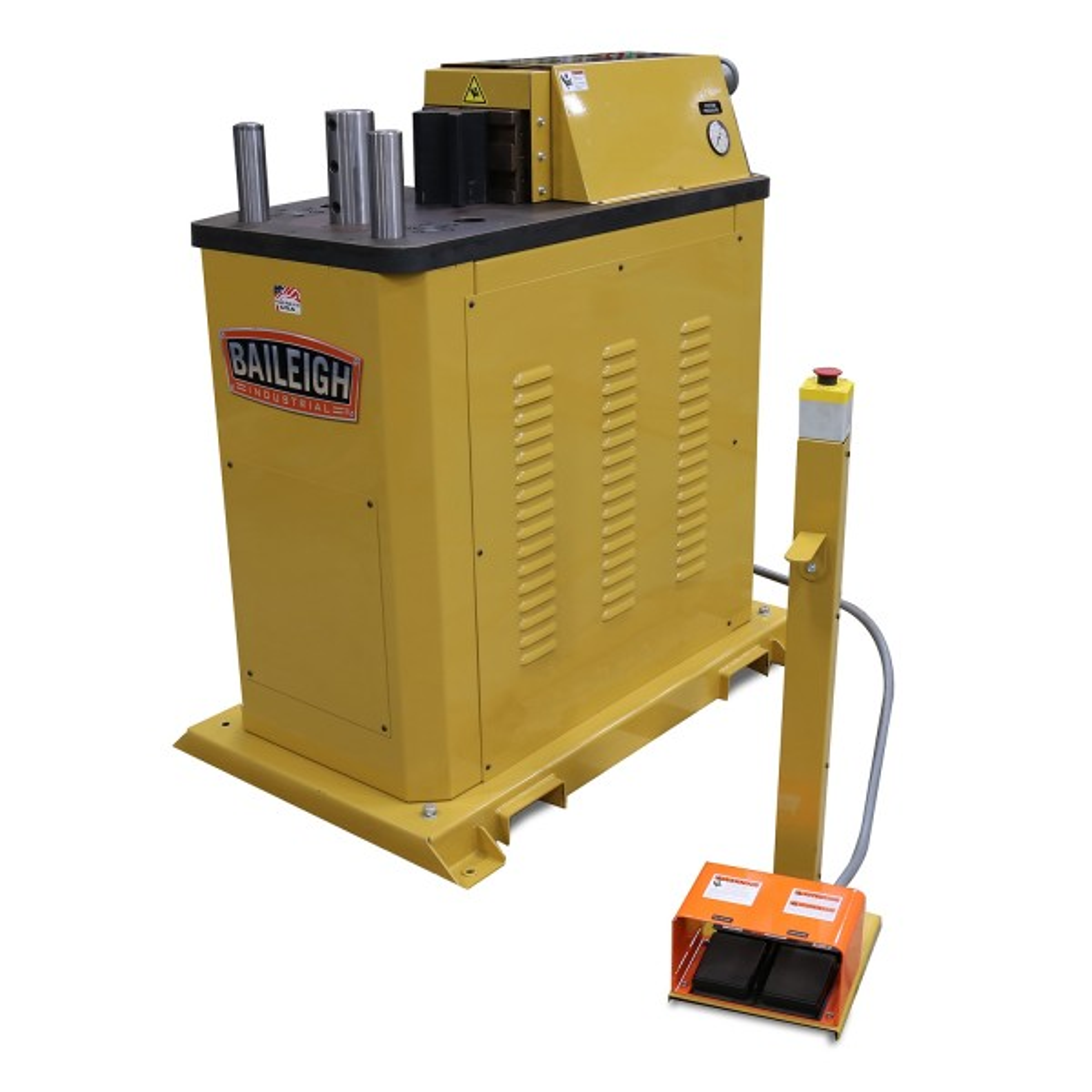 HPB-20 20 Ton Horizontal Bending Press