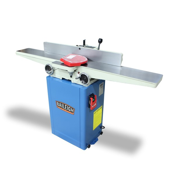 IJ-655-HH - Wood Jointer with Spiral Cutter Head
