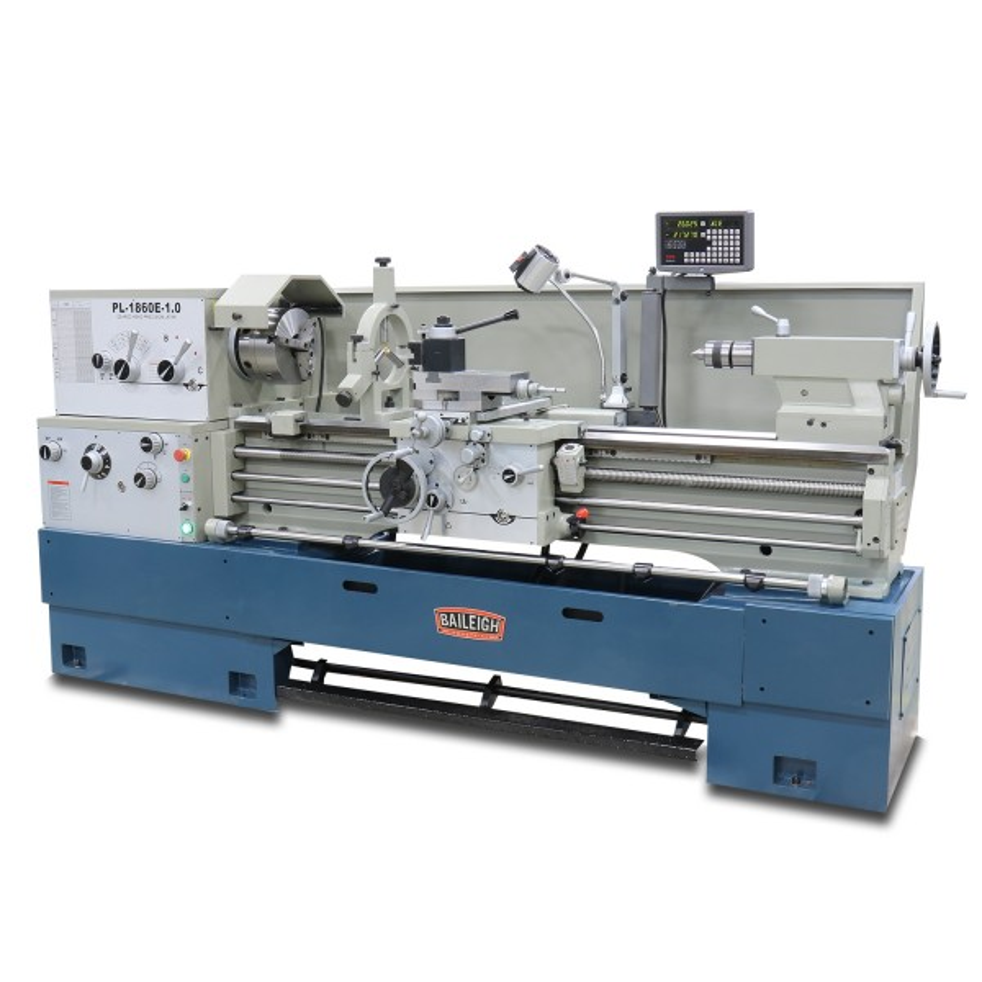 PL-1860E Metal working lathe