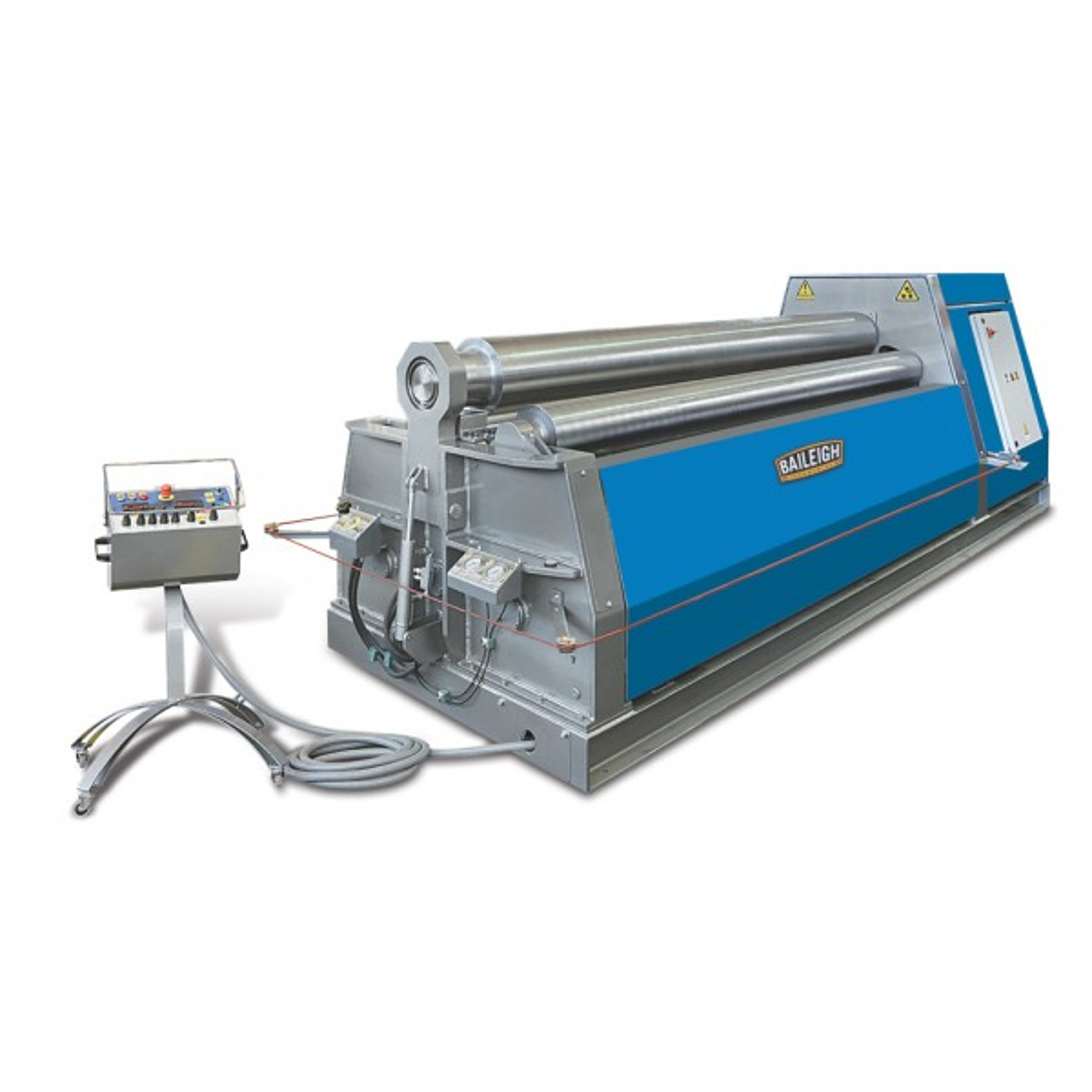 Four Roll Plate Roll Machine PR-10500-4