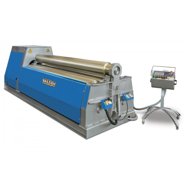 Numerically Controlled Plate Roll by Baileigh Industrial