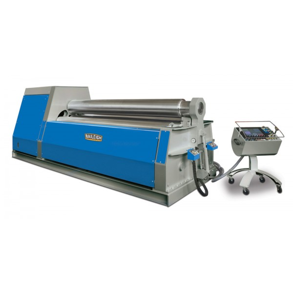 CNC Touch Screen Plate Roll Machine