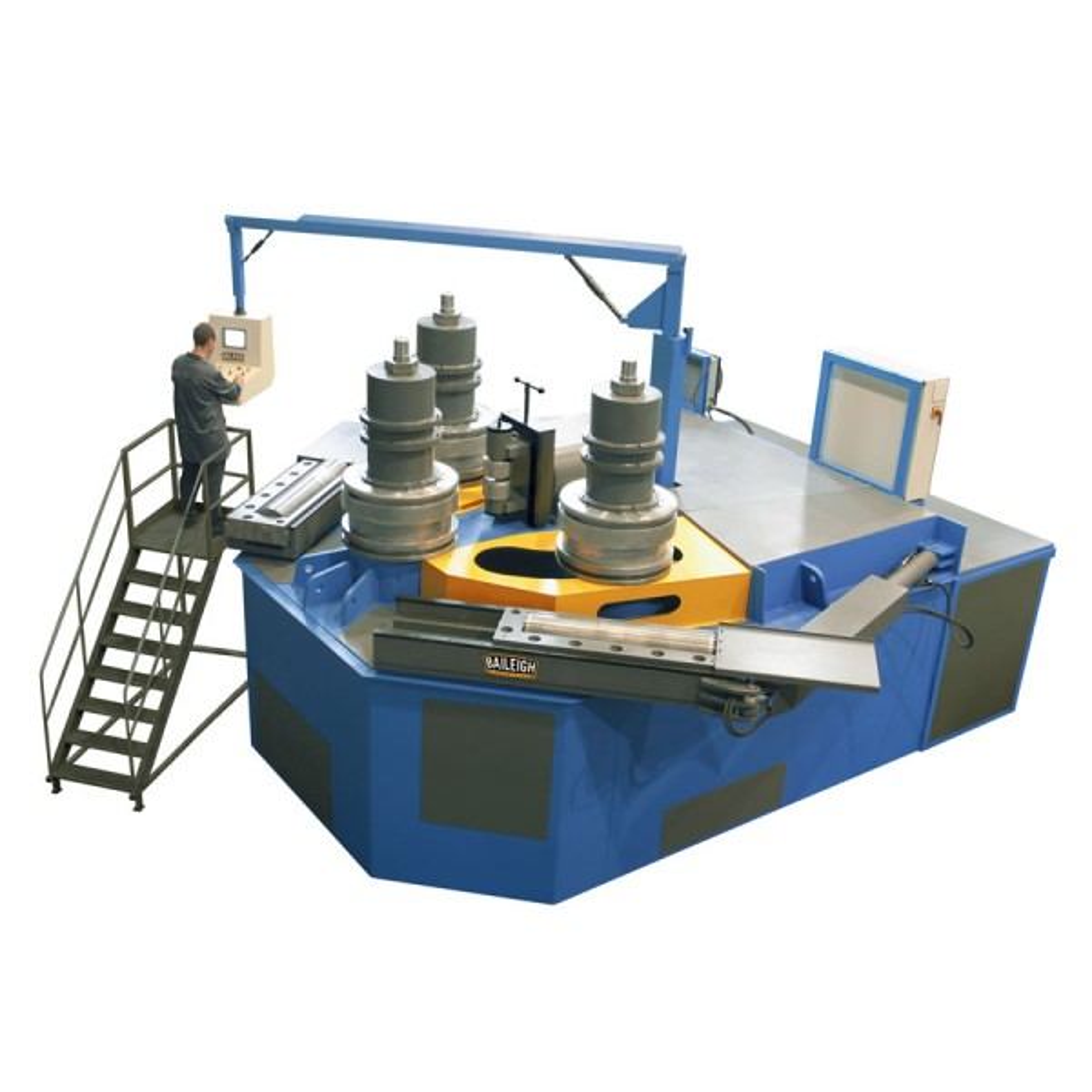 CNC Roll Bender R-H400