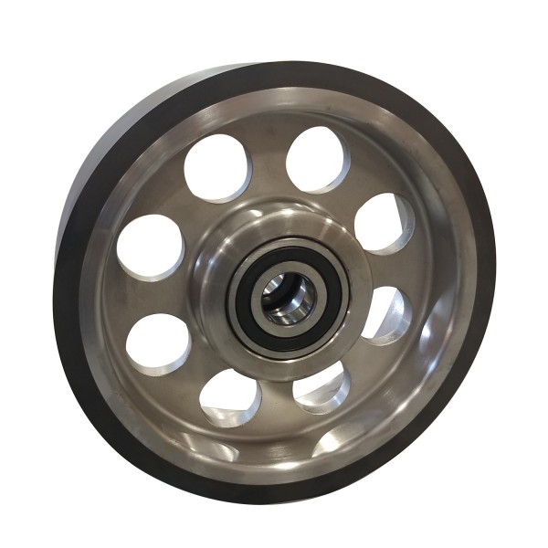 Upper Rubber Wheel for EW-30 and EW-37HD