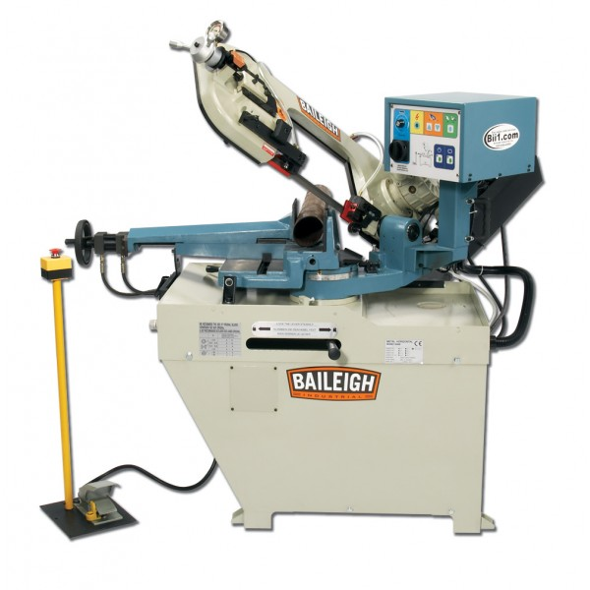 Semi Automatic Bandsaw Bs260Sa