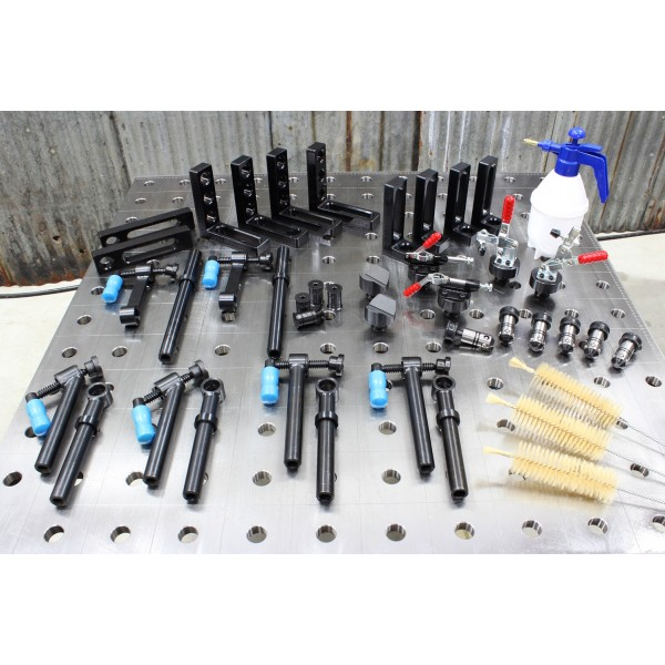 Welding Table Kit Welding Table Accessories Baileigh
