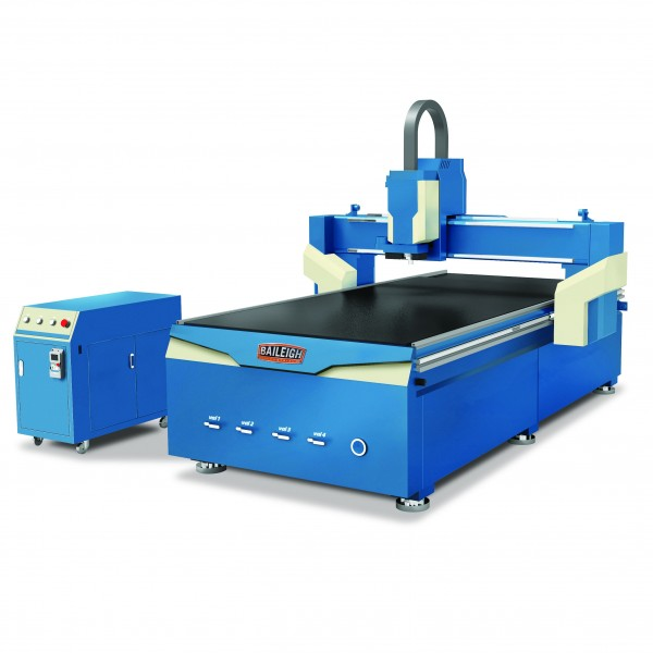 CNC Wood Router Table - WR-105V-ATC