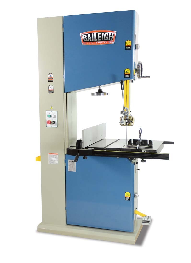 vertical bandsaw wbs-22