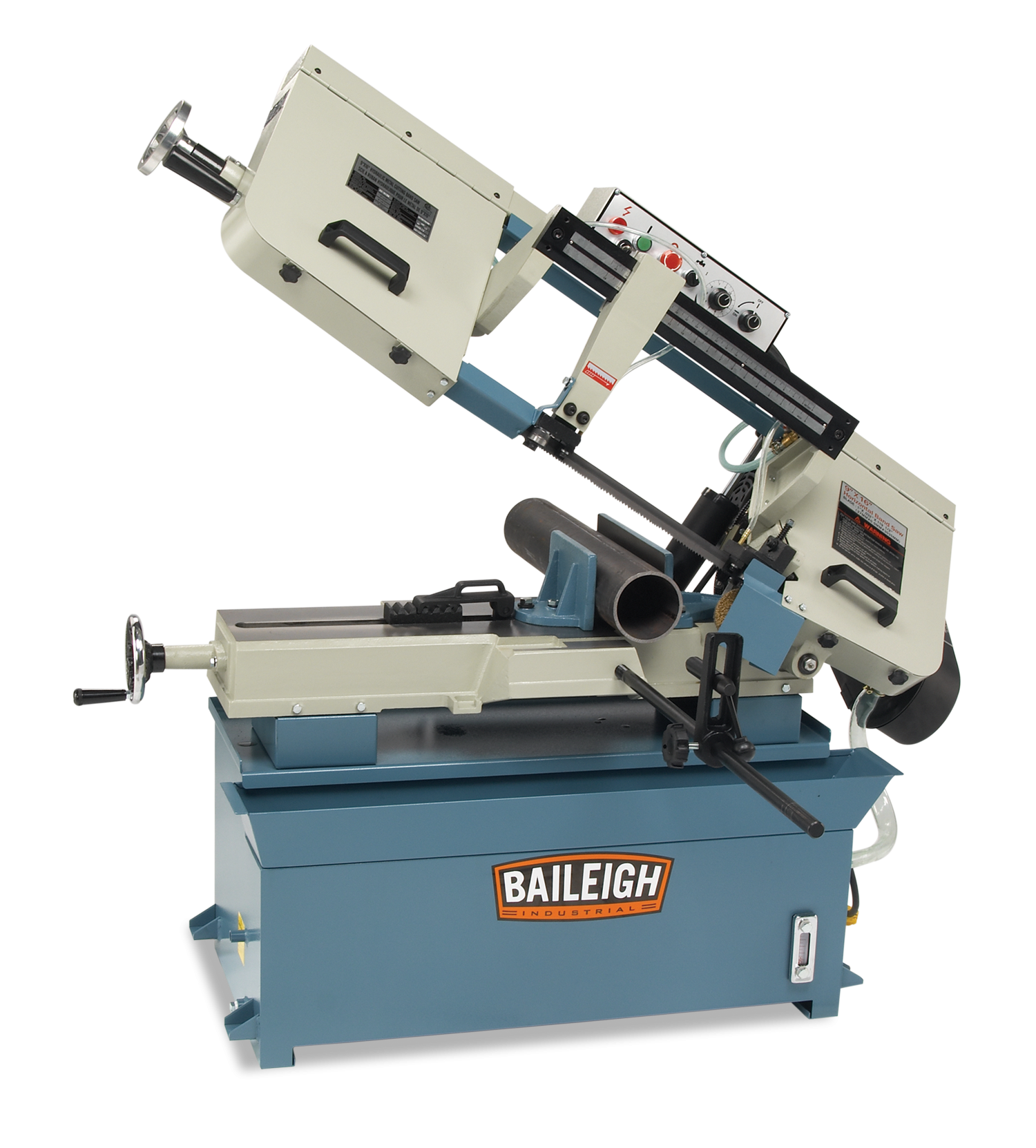 Horizontal Band Saw Metal Cutting Band Saw Baileigh