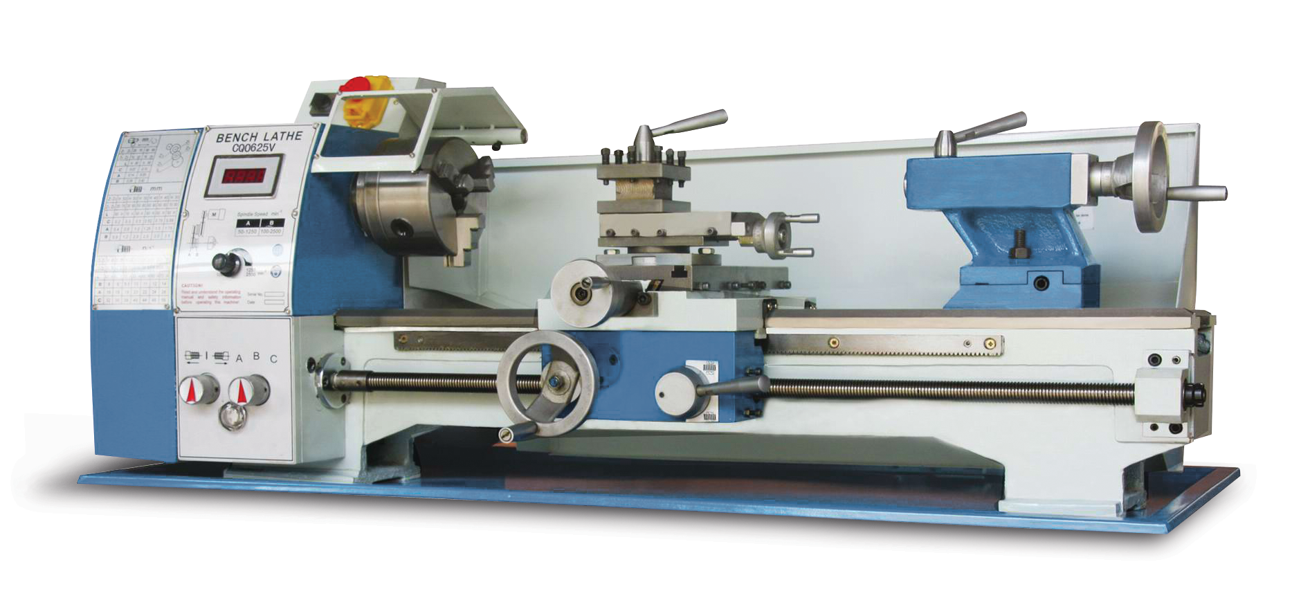Bench Top Lathe Pl 1022vs Baileigh Industrial Baileigh Industrial