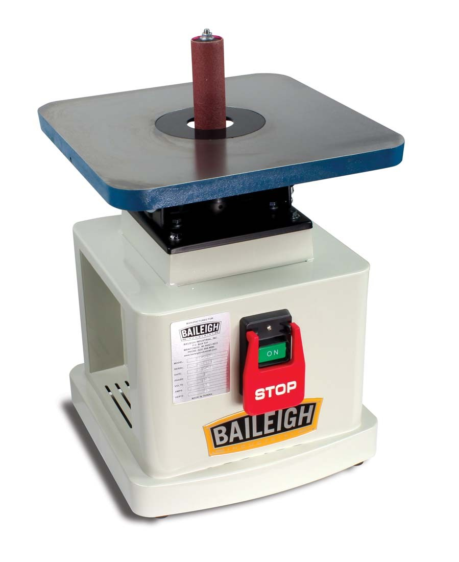 Bench Top Spindle Sander Os 1414 Baileigh Industrial