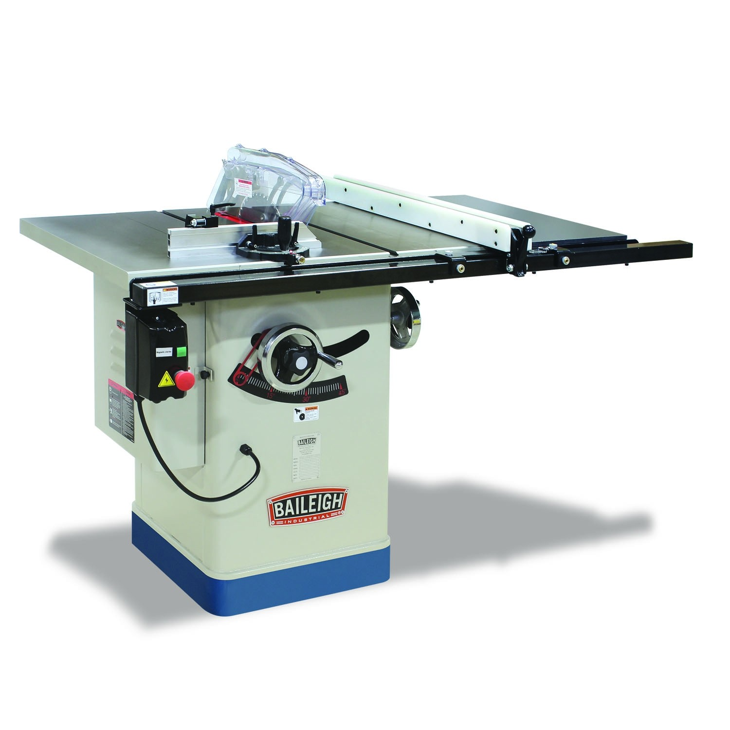 Entry Level Cabinet Saw Starter Table Saw Baileigh Industrial