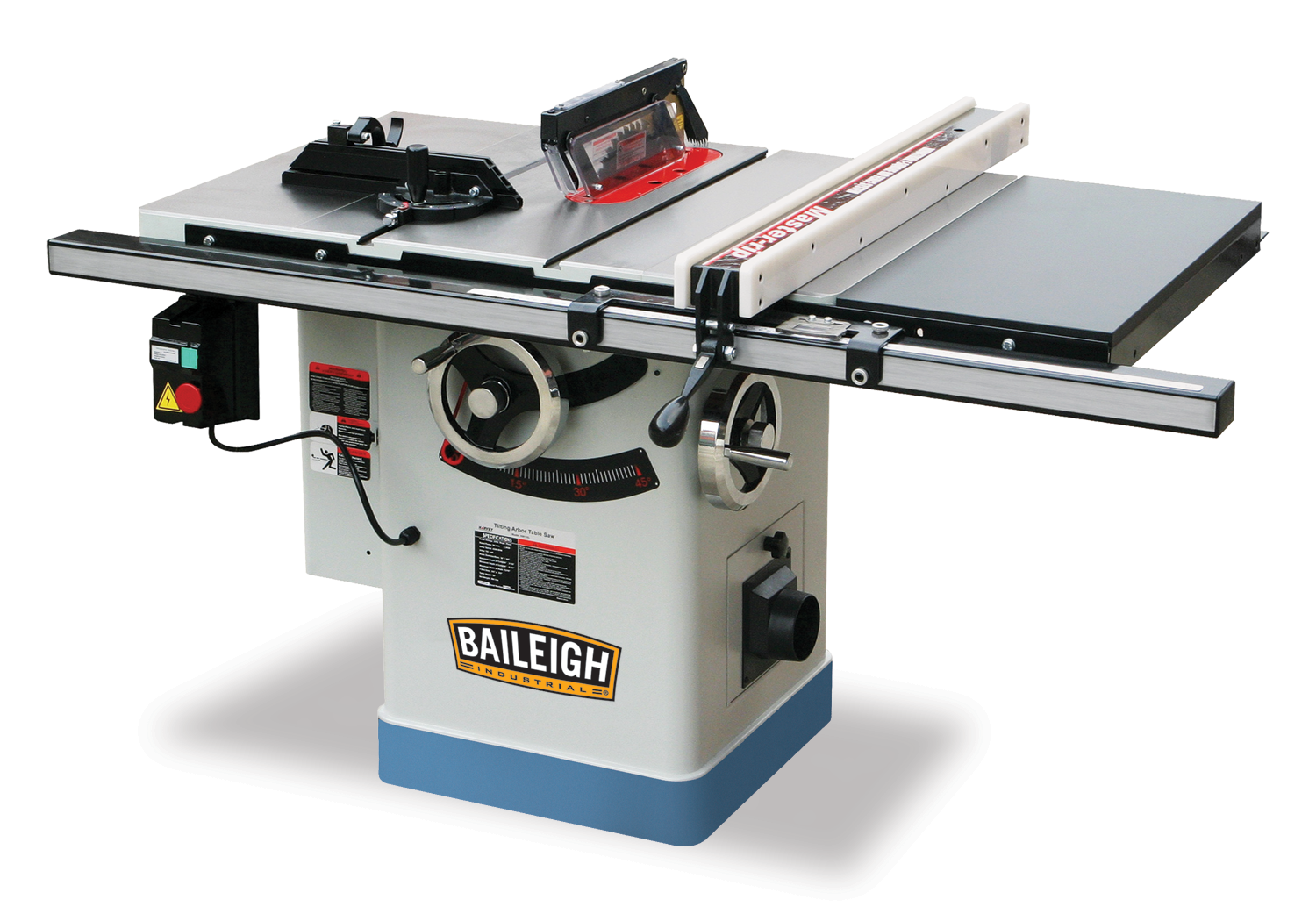 Industrial Table Saw TS 1040P 30 Riving Knife