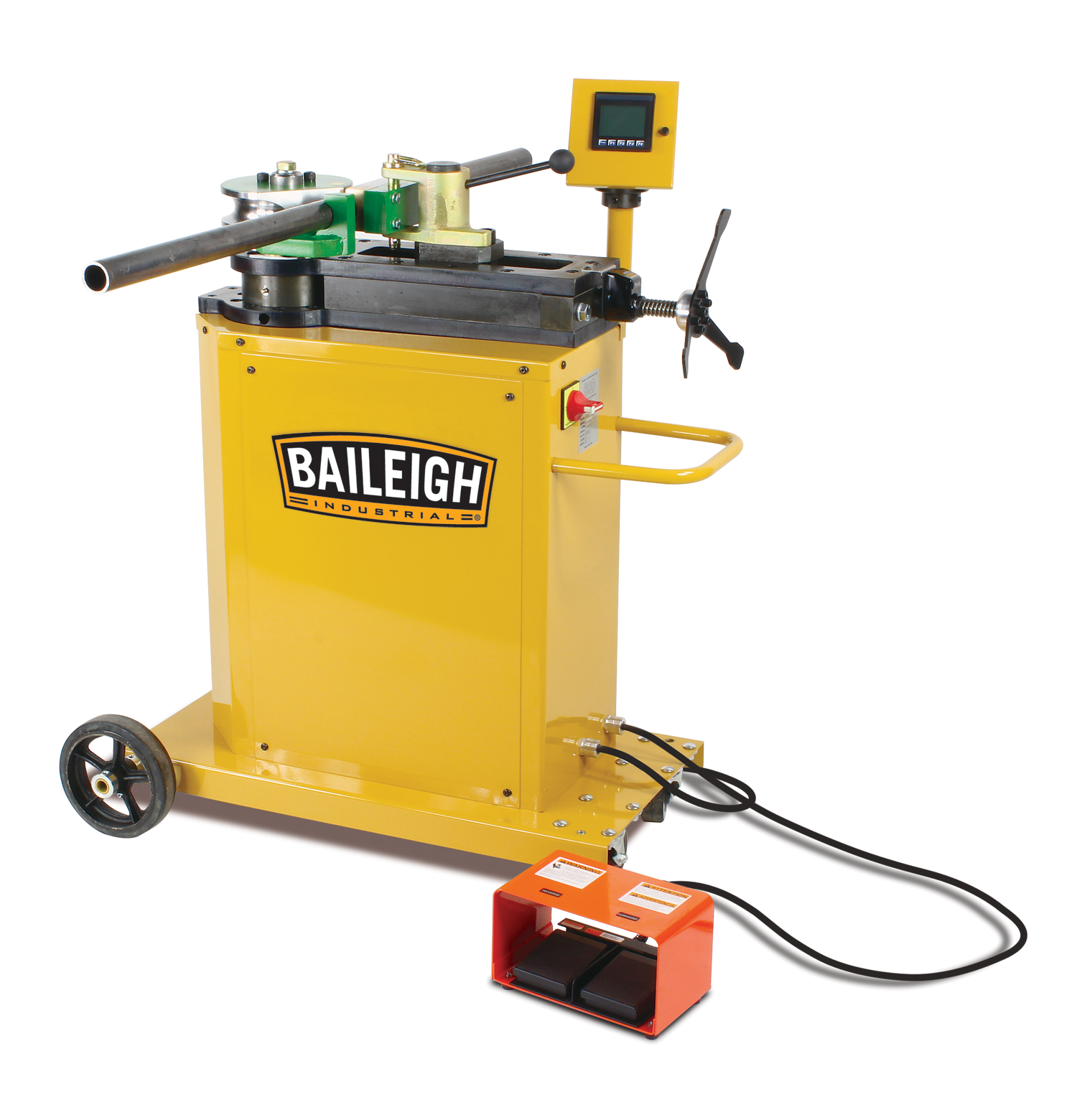 Tube Bender Rdb 250 Programmable Baileigh Industrial
