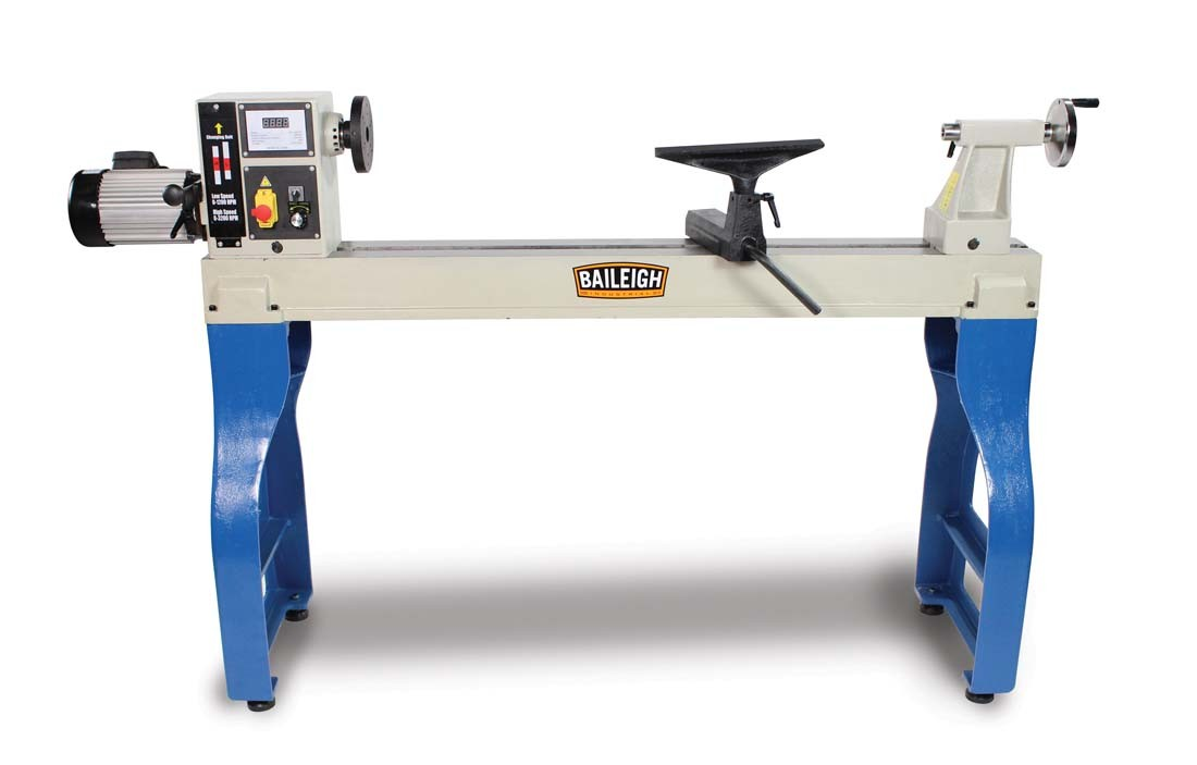 Variable Speed Wood Lathe WL-1847VS Baileigh Industrial