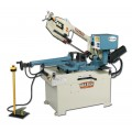 Gear Driven Dual Miter Band Saw BS-350SA