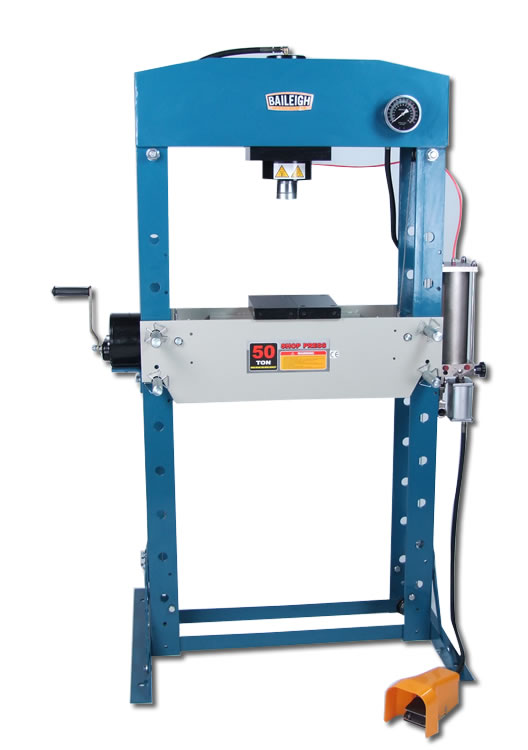 Shop Press And Hydraulic H Frame Presses Hsp 50a