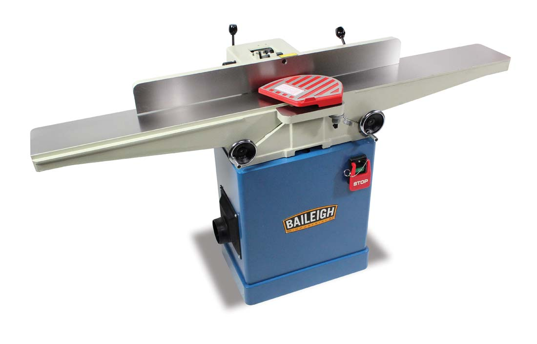 "6"" Long Bed Jointer IJ-666"