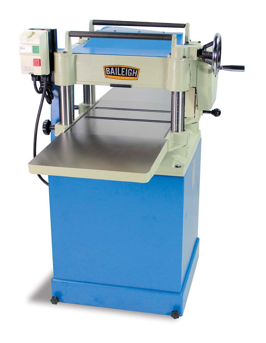 Table Planer Wood Planer Machine Baileigh Industrial