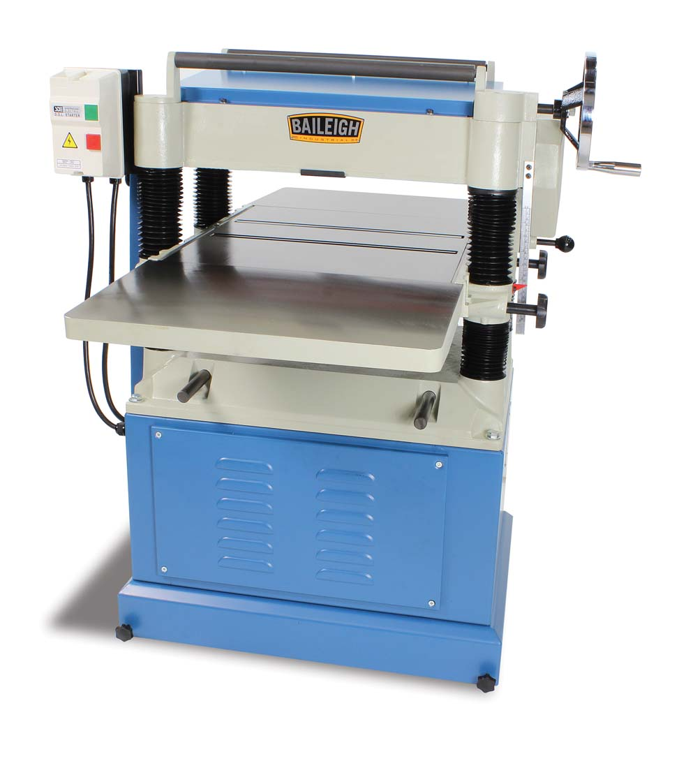 Industrial planer ip 208 baileigh industrial for Planer com