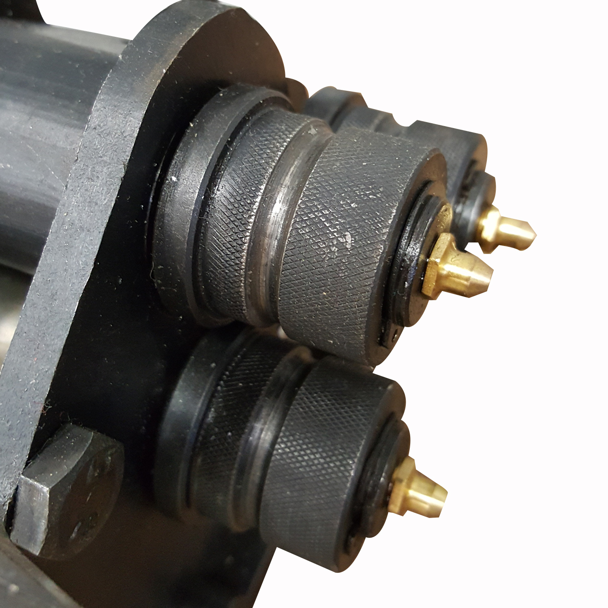 Manual Roll Bender R M3 Baileigh Industrial Baileigh