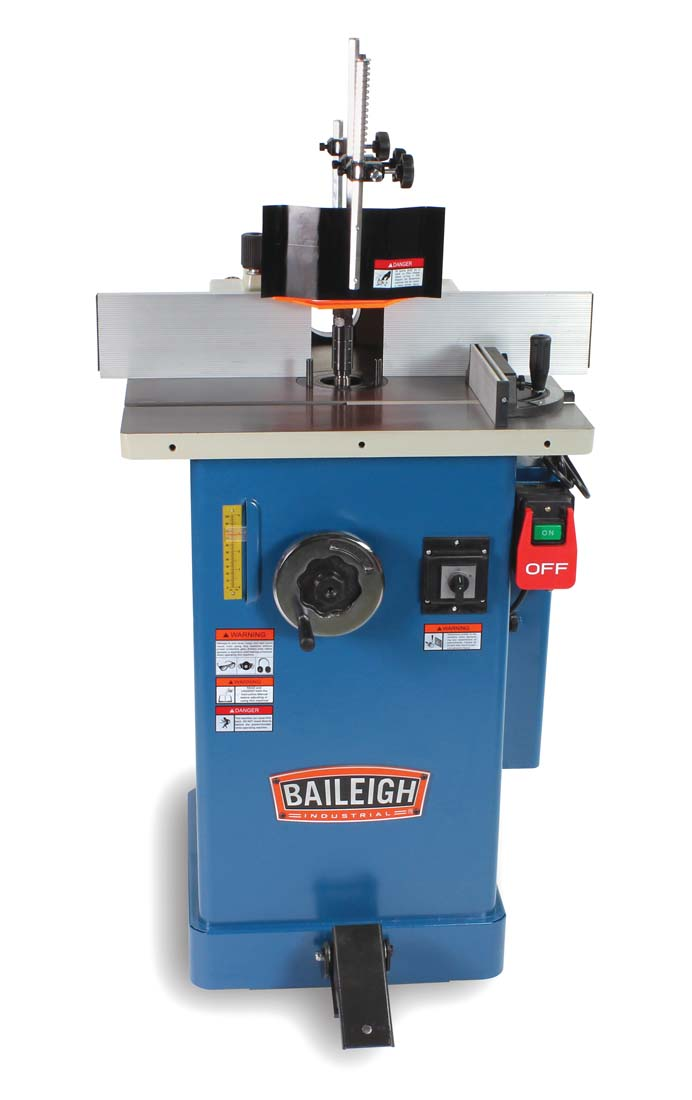 Wood Shaper Ss 2421 Baileigh Industrial