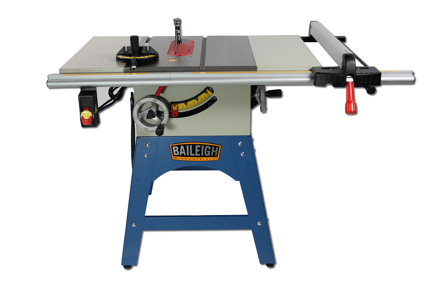Contractor Table Saws Portable Table Saw Baileigh Industrial