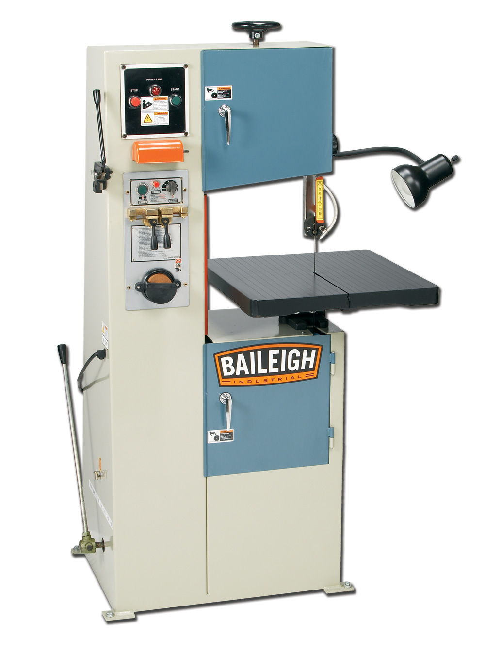 Vertical Band Saw Bsv 12 Baileigh Industrial