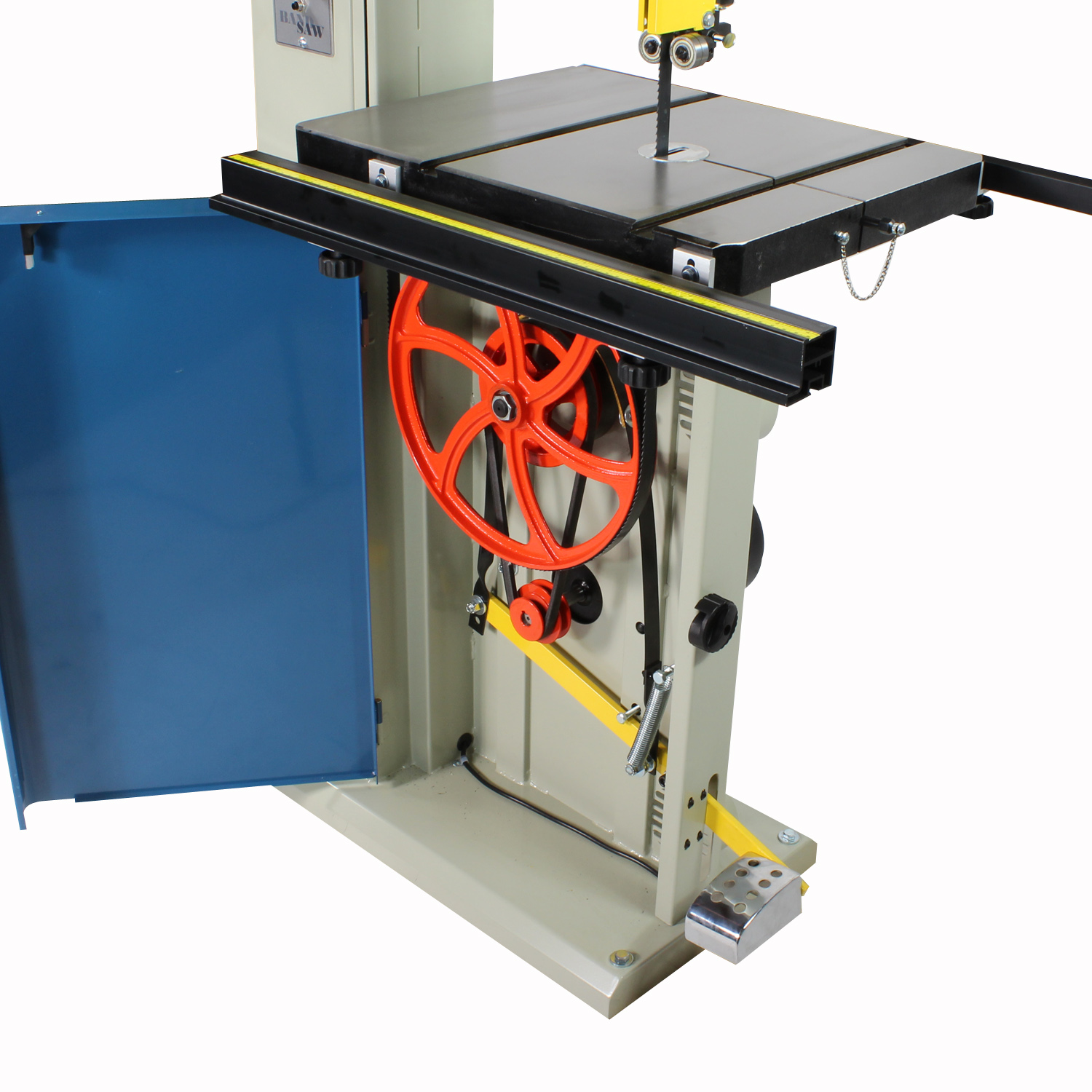 Woodworking Vertical Bandsaw Wbs 14 Baileigh Industrial
