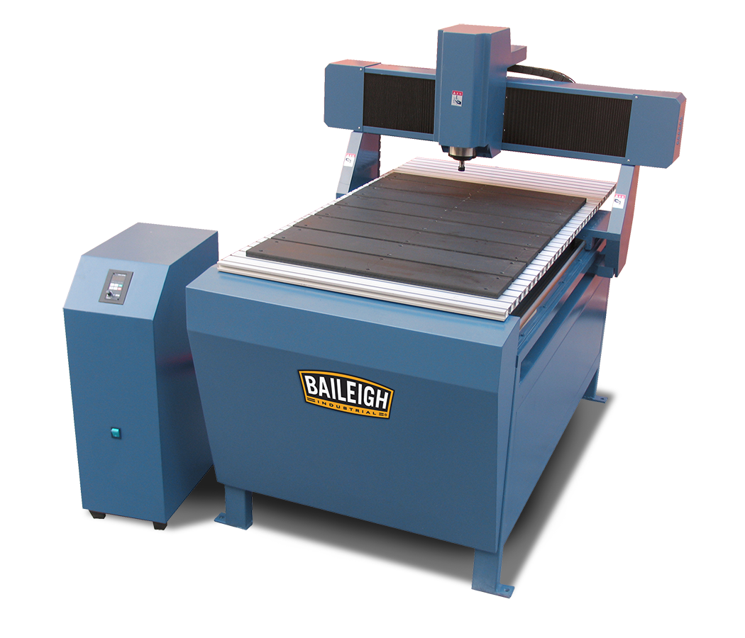 Cnc router table wr 23 baileigh industrial baileigh for Table router