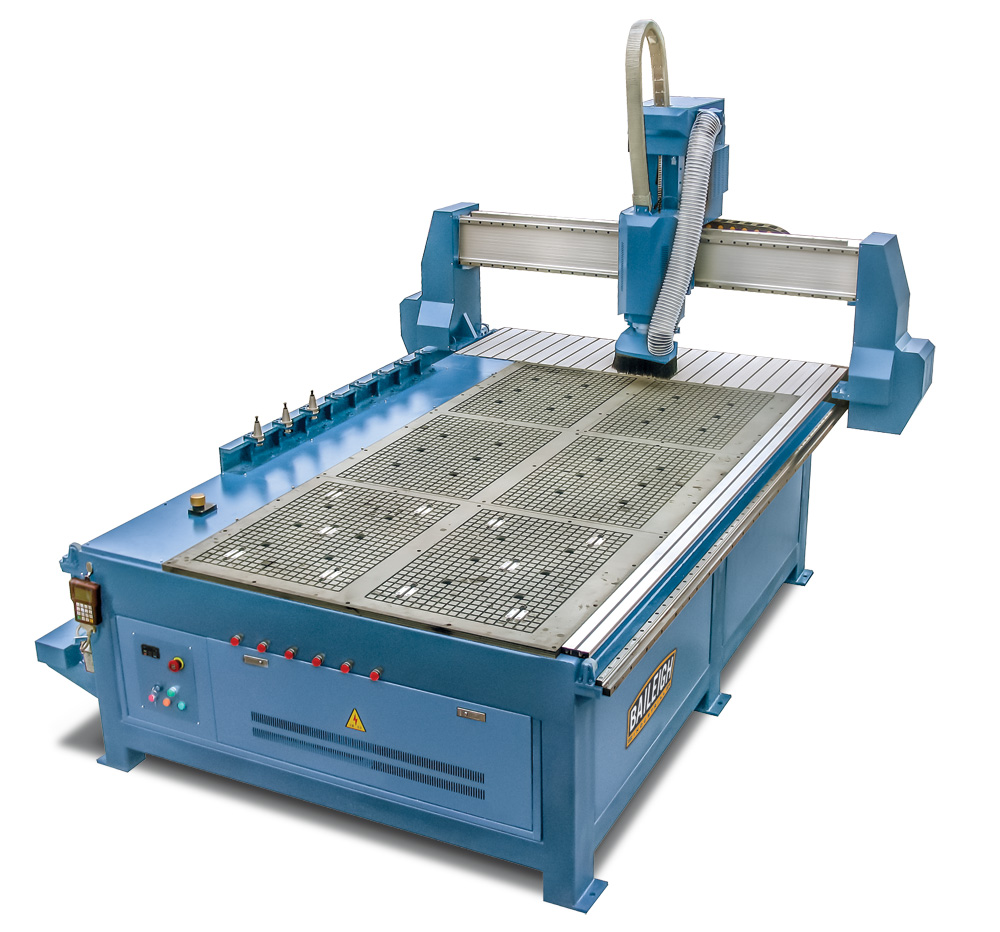 Cnc wood router table wr 510v atc baileigh industrial for Wood router and table