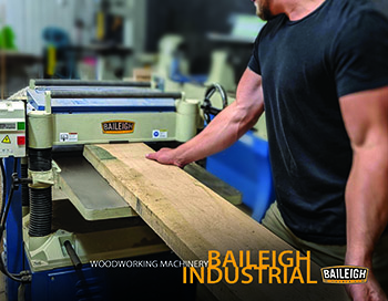 Baileigh Wood Working Equipment Catalog
