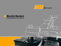 Mandrel Benders Electromechanical