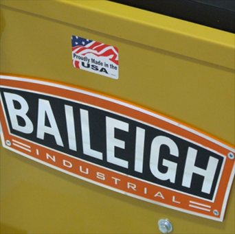 Baileigh Industrial - Metalworking & Woodworking Machinery